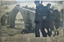 """Journee Serbe, 25 Juin 1916"""