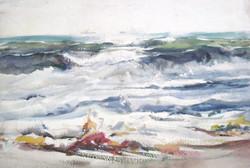 """""""Crashing Waves"""""""
