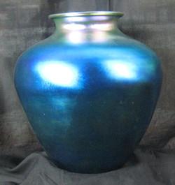 """Steuben Amphora Vase"""