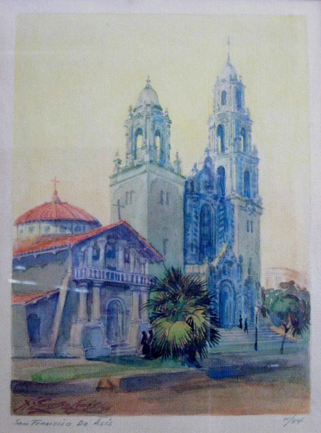 """San Francisco de Assisi"""