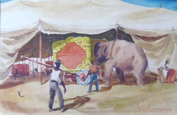 """""""Setting Up the Big Top"""""""