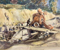 """""""Construction of the Arroyo Seco Parkway"""""""