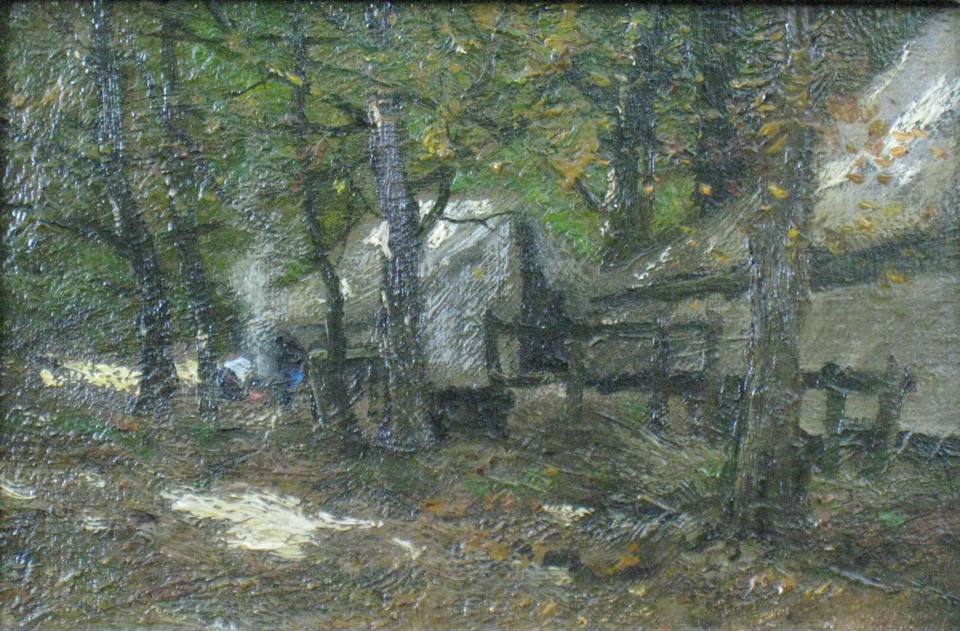 """The Camp at Conesus Lake"""