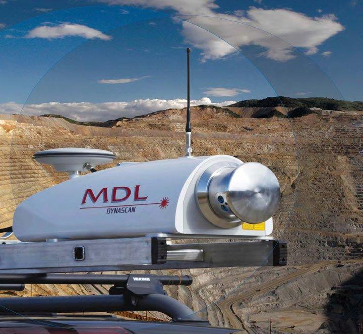 MDL Dynascan mobil scanner