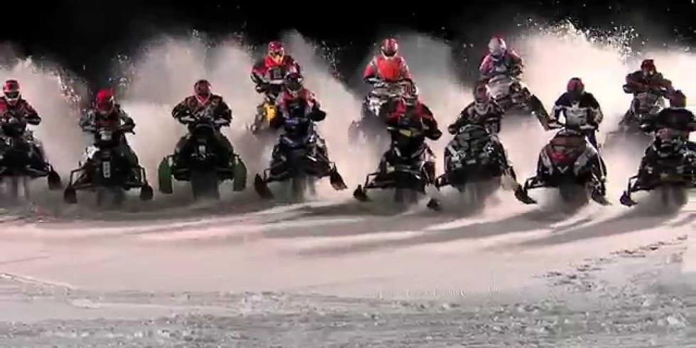 Nyttårscrossen 2019 Snowcross