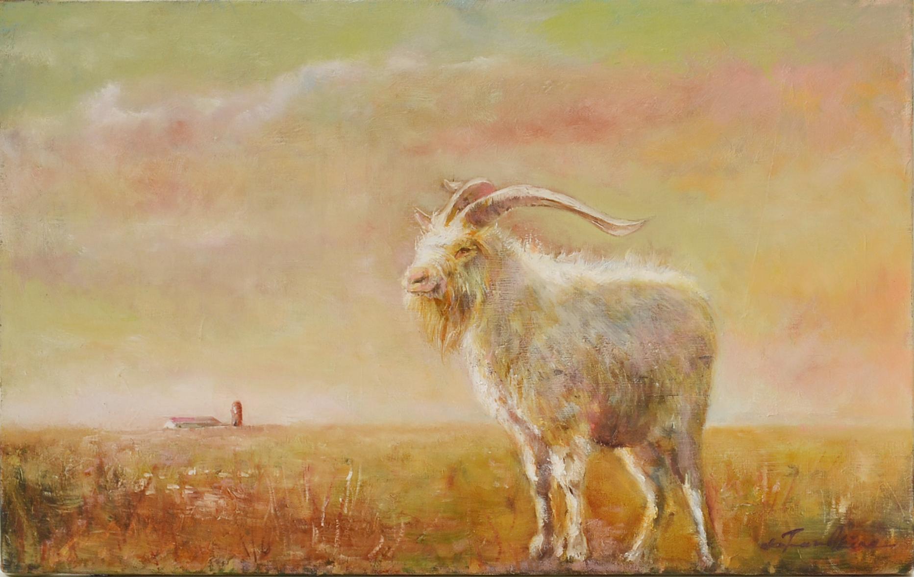 """「山羊」 """"A Goat"""""""