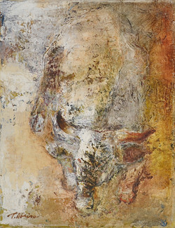 """""""Old Cow Ⅲ"""""""