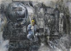 """""""A Steam Locomotive Ⅱ"""""""