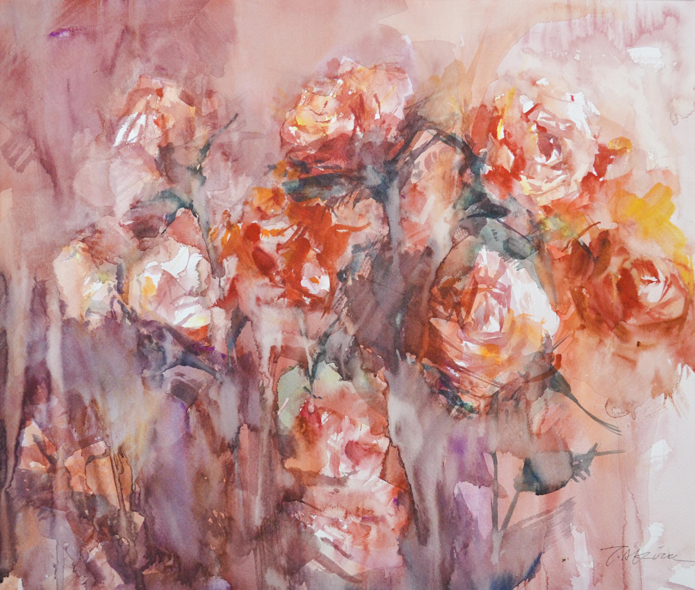 """「バラ Ⅰ」 """"Rose Ⅰ"""""""