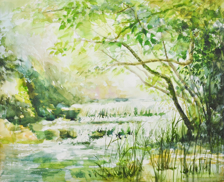 """「清武川」""""Kiyotake River"""""""