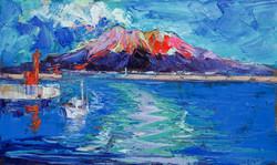 """Sakurajima Ⅰ"""