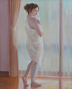 """The White Morning"""