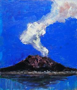 """Sakurajima Ⅱ"""
