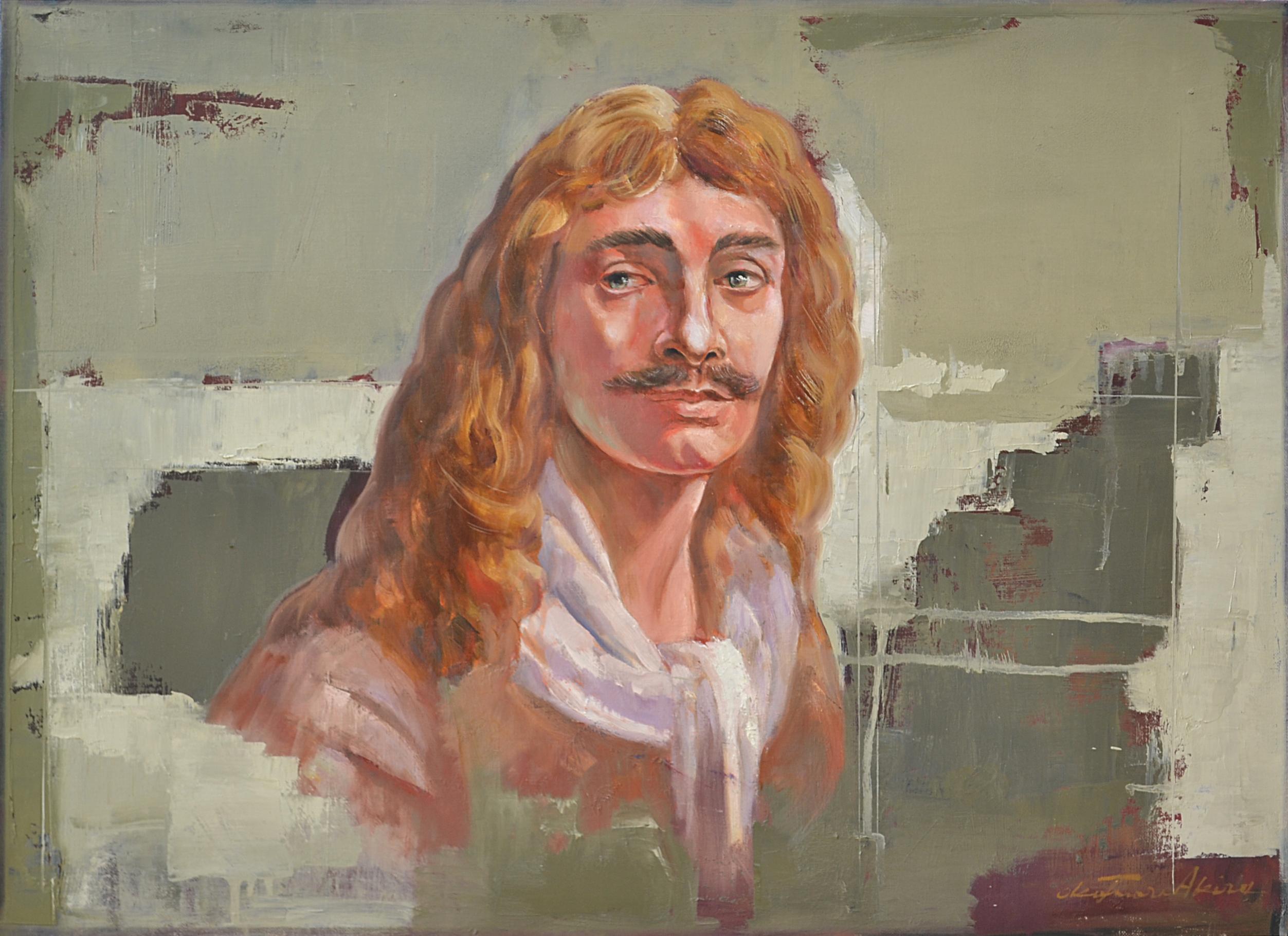 肖像考察「モリエール」
