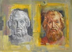 肖像考察「ホメロス」