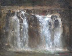 """""""Sekinoo Falls"""""""