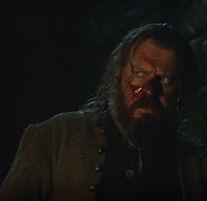 Richard Ashton as Marley in Outlander