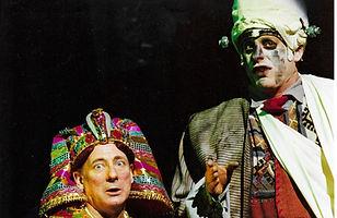 Richard Ashton, Jack and the Beanstalk