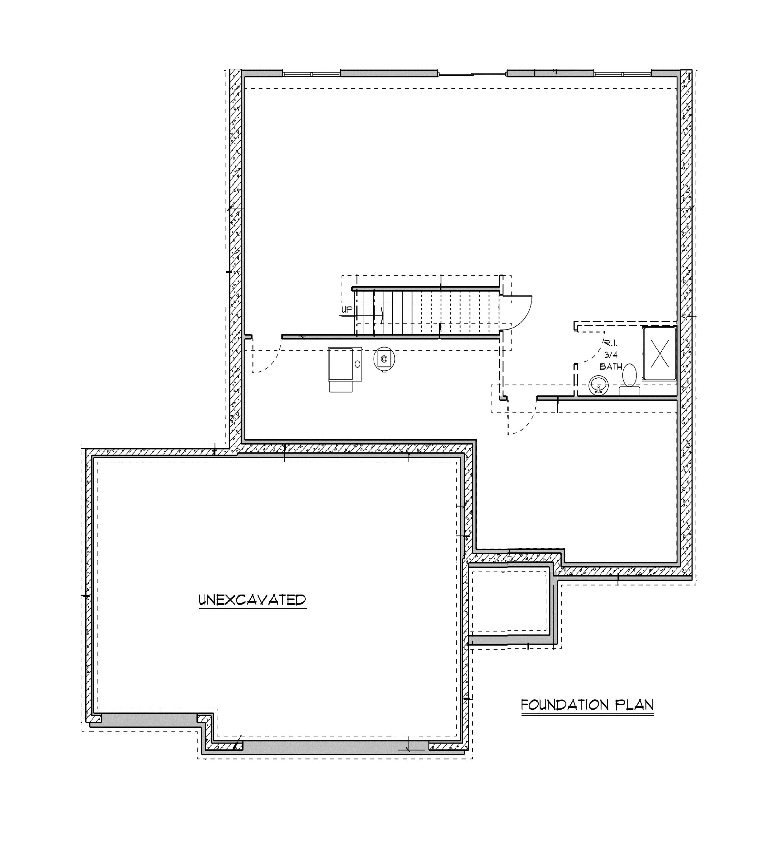 Birchwood 3 Car Floor Plan-2