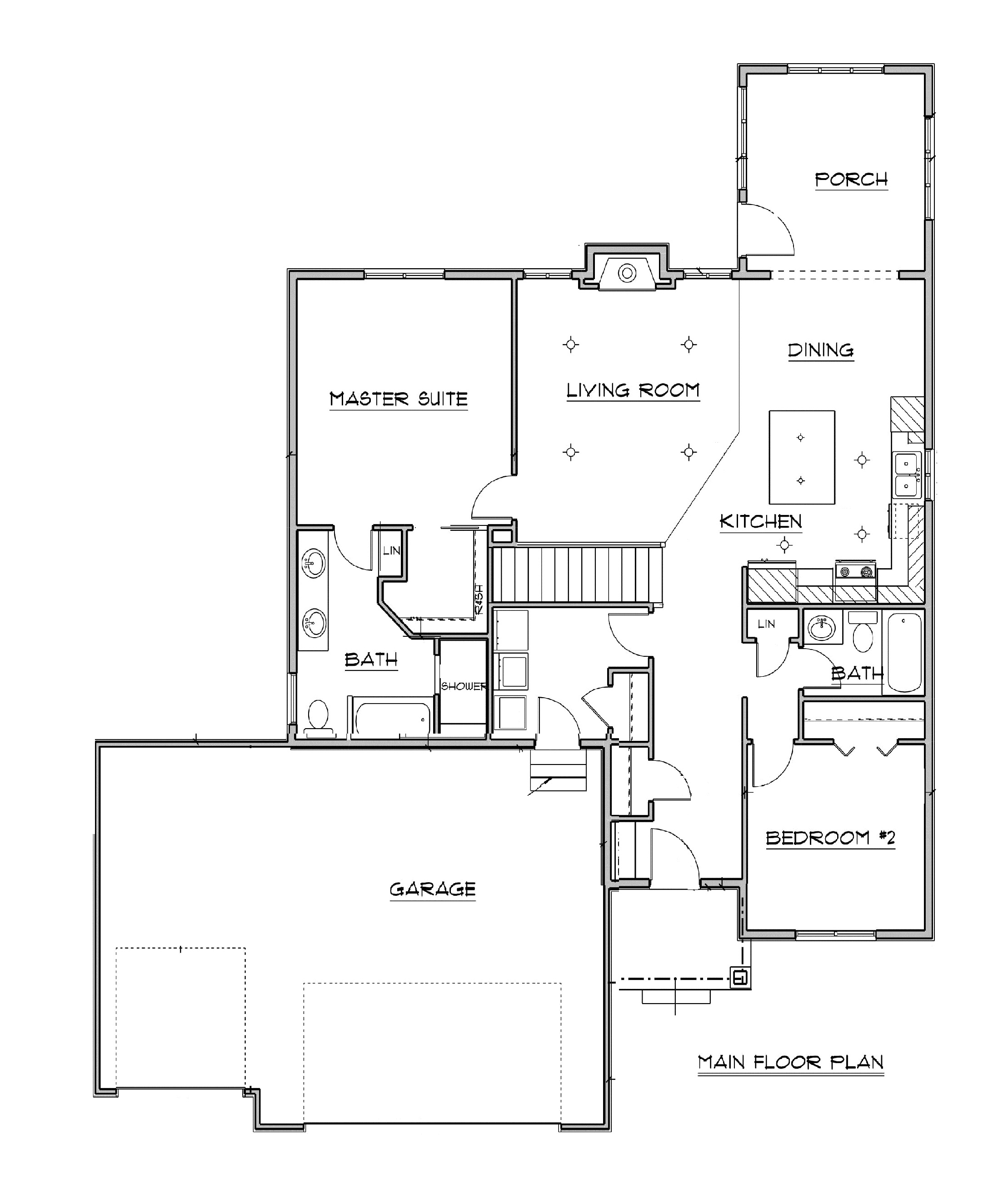 Birchwood 3 Car Floor Plan-3