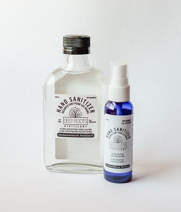 Sanitizer Spray Bottle +Refill Bundle