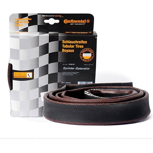 Continental Sprinter Gatorskin tubular tires 700c x 22mm