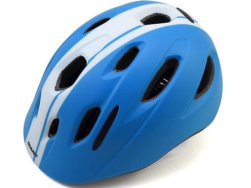 Hoot matte race blue 50-55cm