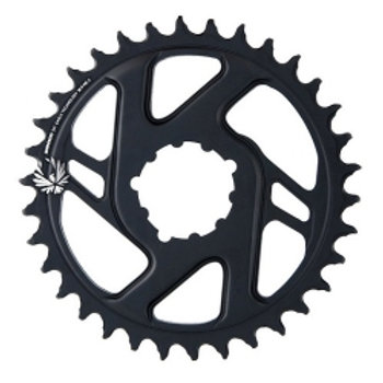 SRAM X-SYNC 12SP C/RING GX DM 34T 3mm OFFSET BLK