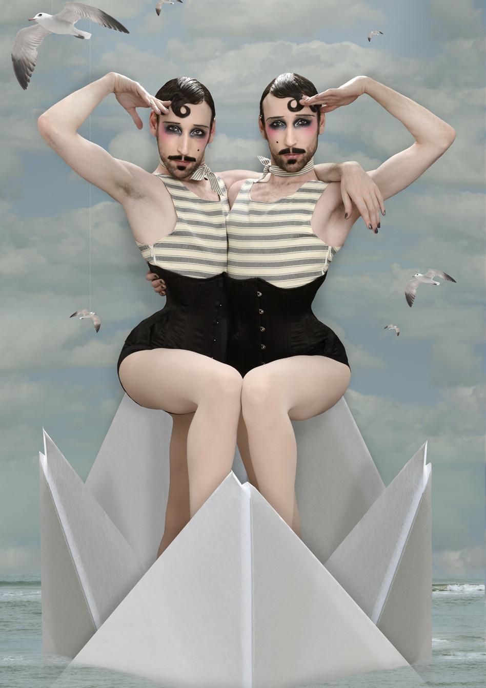 The sailor 9128
