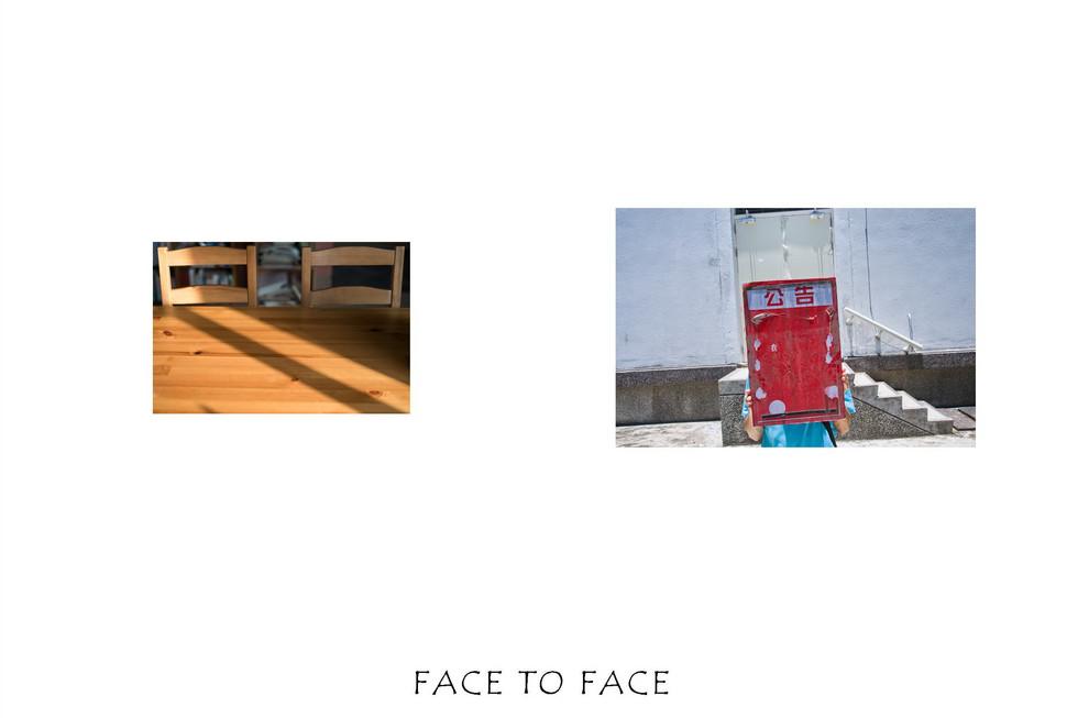 RS訊息| RS PHOTO的攝影作品「面對面」在全國美展與你見面