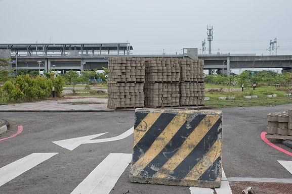 現實的彰化高鐵站