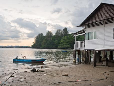 烏敏島: 游離都市的新加坡
