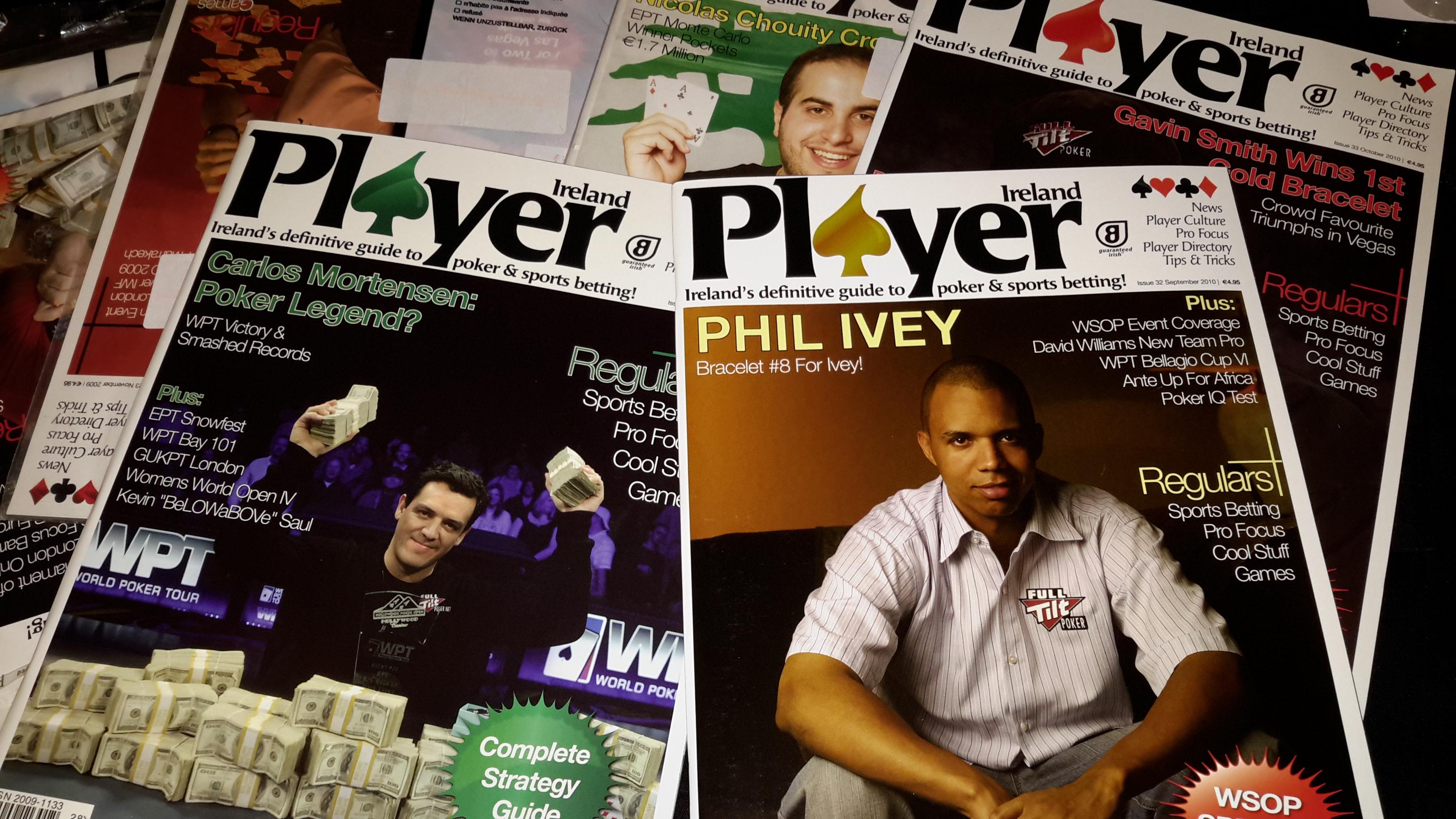 Poker Ireland Mag