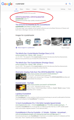CrystalMaster Search Term 2