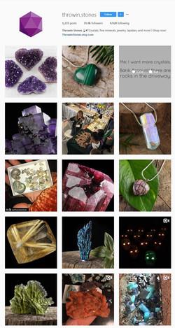 Throwin Stones Instagram Growth