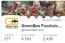 green bee twitter