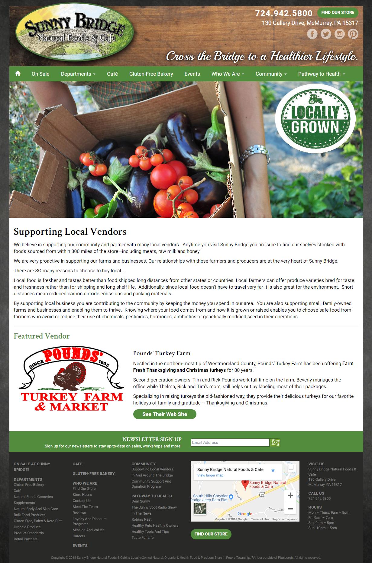 Supporting Local Initiative