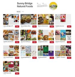 Sunny Bridge Pinterest