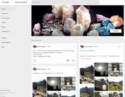 Rosleys Rocks Google+