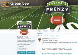 Football Frenzy Twitter
