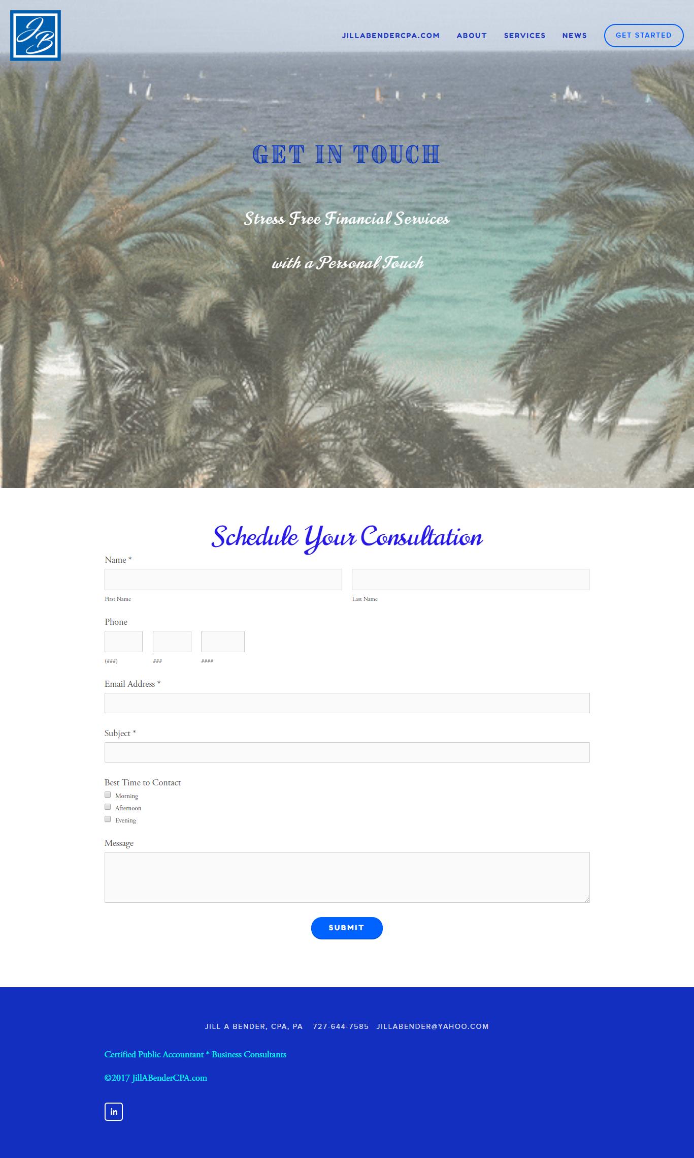 Conversion Page