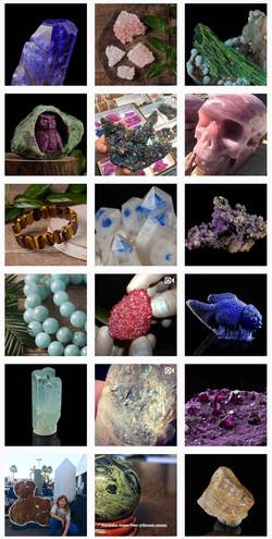 Throwin Stones Instagram Content