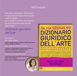 Dizionario Giuridico dell'Arte