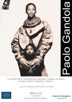 Vernissage - Paolo Gandola