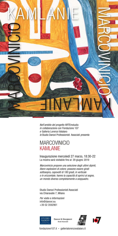 Vernissage - Marcovinicio