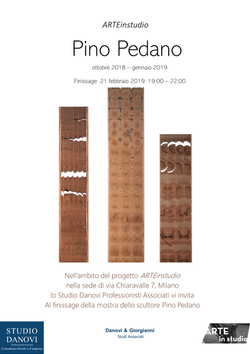 Finissage - Pino Pedano