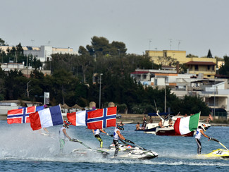 World Championship week in Italy