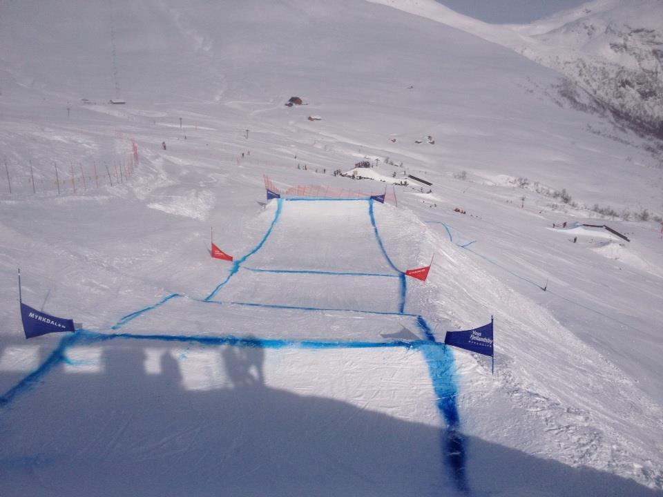 Crosstraining - Ski Cross in Norway