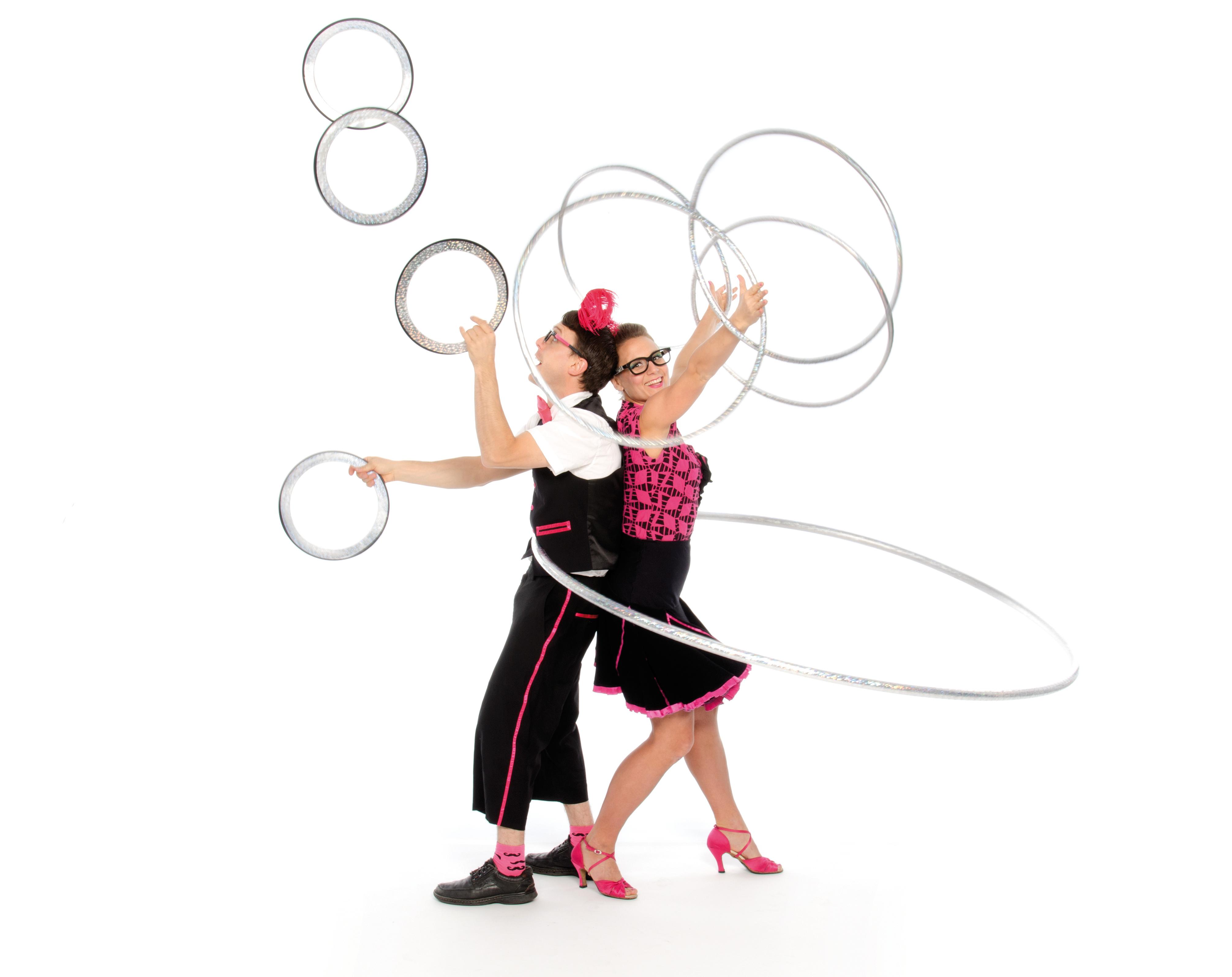 2-Duo hoops