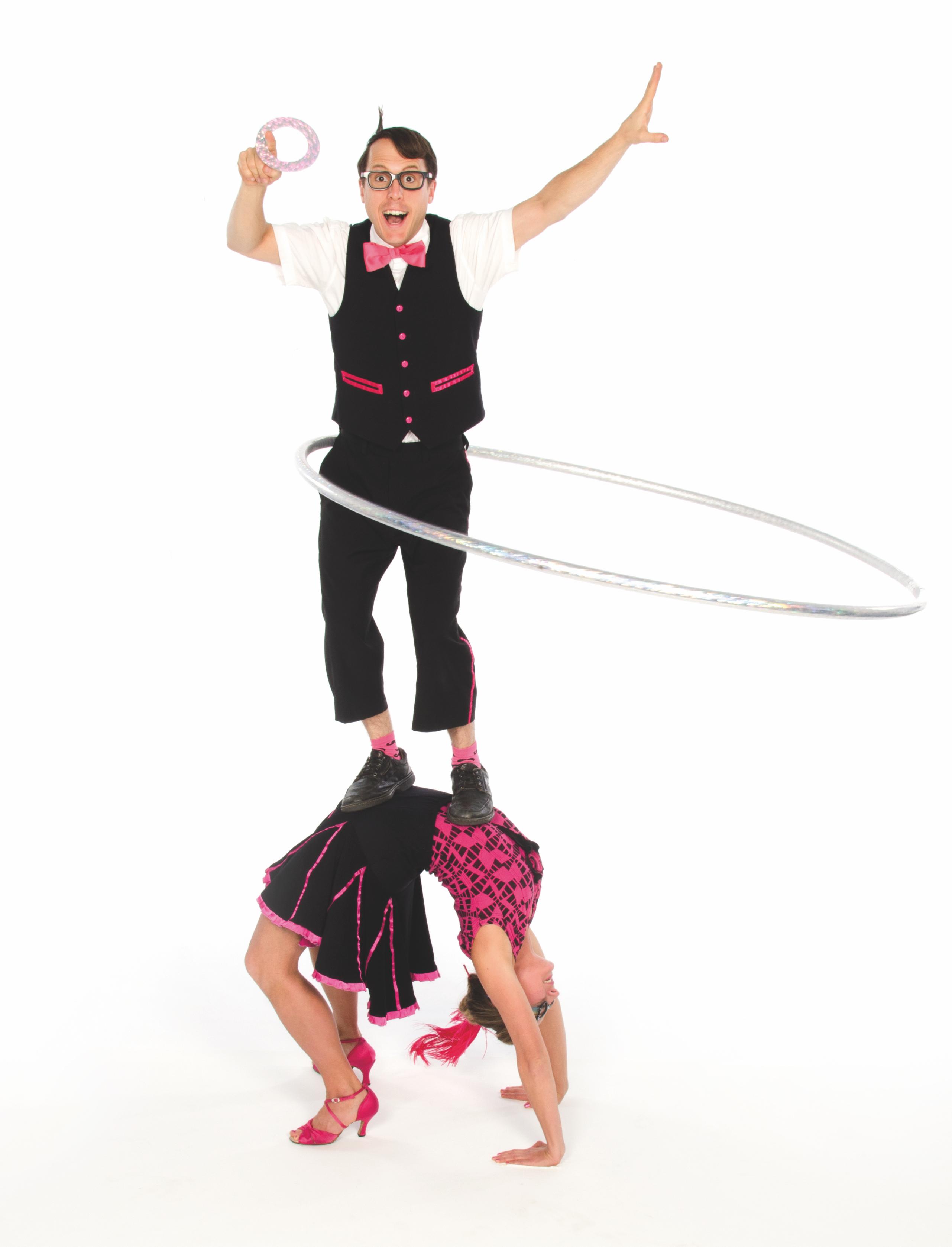 6 Duo Hoops